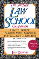 The Complete Law School Companion, Jeffery Deaver
