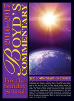 Boyd's Commentary for the Sunday School, Michael A.Jolla