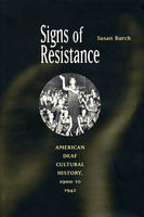 Signs of Resistance, Susan Burch