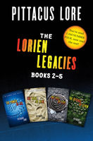 The Lorien Legacies: Books 2–5 Collection, Pittacus Lore
