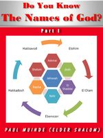 Do You Know The Names of God? Part 1, Paul Muinde