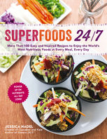 Superfoods 24/7, Jessica Nadel