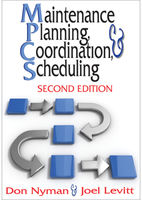 Maintenance Planning, Coordination, & Scheduling, Don Nyman, Joel Levitt