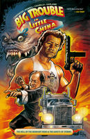 Big Trouble in Little China Vol. 1, Eric Powell, John Carpenter