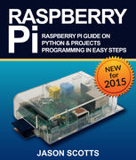 Raspberry Pi :Raspberry Pi Guide On Python & Projects Programming In Easy Steps, Jason Scotts