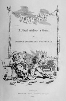 Vanity Fair, William Makepeace Thackeray
