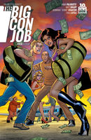 Palmiotti and Brady's The Big Con Job #4 (of 4), Jimmy Palmiotti, Matt Brady