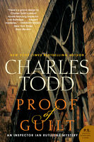 Proof of Guilt, Charles Todd
