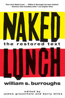 Naked Lunch, William Burroughs