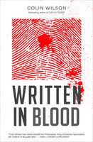 Written in Blood, Colin Wilson, Damon Wilson