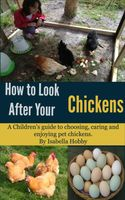 How to look after your Chickens, Isabella Hobby