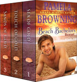 The Beach Bachelors Boxset (Three Complete Contemporary Romance Novels in One), Pamela Browning