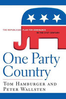 One Party Country, Peter Wallsten, Tom Hamburger