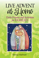 Live Advent at Home, Patricia Mathson