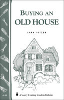 Buying an Old House, Sara Pitzer