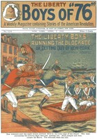 The Liberty Boys Running the Blockade / or, Getting Out of New York, Harry Moore