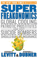 SuperFreakonomics, Steven D.Levitt