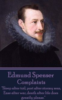 Complaints, Edmund Spenser