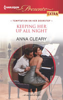 Keeping Her Up All Night, Anna Cleary
