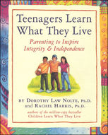 Teenagers Learn What They Live, Dorothy Law Nolte, Rachel Harris