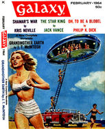 A Bad Day for Vermin, Keith Laumer