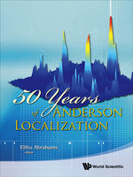 50 Years of Anderson Localization, Elihu Abrahams