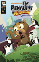 Penguins of Madagascar: Volume 2 Issue 1, Dale Server, Jackson Lanzing