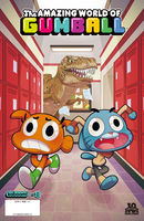 The Amazing World of Gumball #8, Frank Gibson
