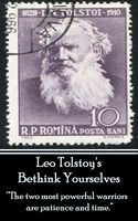 Bethink Yourselves, Leo Tolstoy
