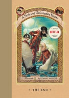 A Series of Unfortunate Events 13 - The End, Lemony Snicket
