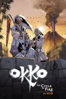 Okko Vol. 4: The Cycle of Fire OGN, Hub