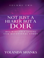 Not Just A Hearer But A Doer V2, Yolanda Shanks