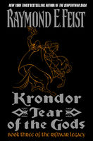 Krondor: Tear of the Gods, Raymond Feist