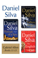 Daniel Silva's Gabriel Allon Collection, Books 11 – 13, Daniel Silva
