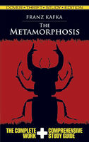 The Metamorphosis Thrift Study Edition, Franz Kafka