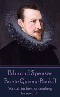 Faerie Queene Book II, Edmund Spenser