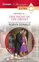 One Night in the Orient, Robyn Donald