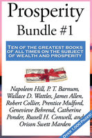 Prosperity Bundle #1, Napoleon Hill