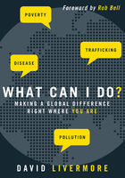 What Can I Do?, David Livermore