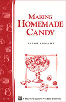 Making Homemade Candy, Glenn Andrews