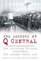 The Secrets of Q Central, Edward Herbert, Paul Brown