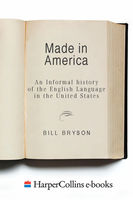 made in america, Bill Bryson