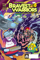 Bravest Warriors #35, Ian McGinty, Kate Leth