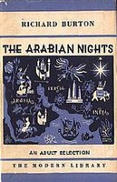 The Book of the Thousand Nights and a Night, vol 3, Richard Burton