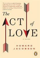 Act of Love, Howard Jacobson