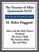 Treasury of Allan Quatermain, H.Rider Haggard