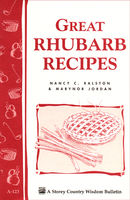 Great Rhubarb Recipes, Marynor Jordan, Nancy C.Ralston