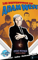 Misadventures of Adam West (Spanish Edition) Vol.1 # 1, Adam West, Reed Lackey