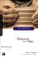 Colossians, Bill Hybels, Kevin, Sherry Harney