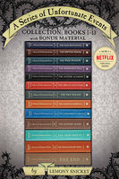 A Series of Unfortunate Events Collection: Books 1–13 with Bonus Material, Lemony Snicket